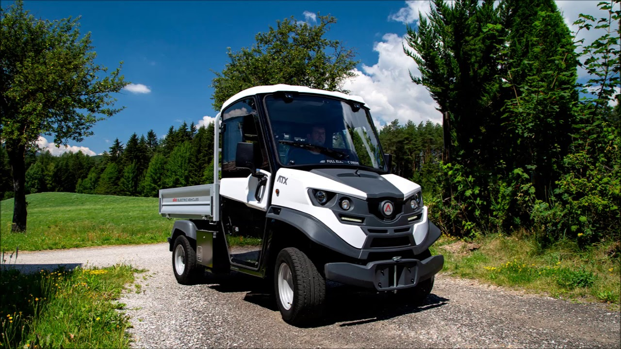 Incredible: Alke Electric Utility Vehicles - load capacity 1630 kg ...