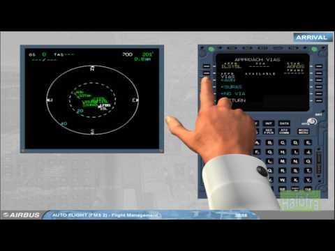 12- Flight Management ( A320 Family Courses )