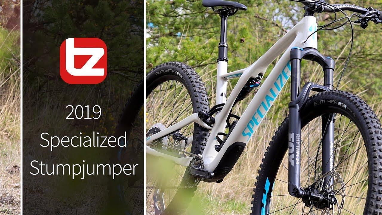 3b850b45ff1 2019 Specialized Stumpjumper | Range Review | Tredz Bikes - YouTube