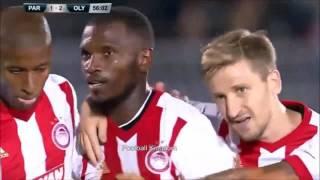 Video Gol Pertandingan Partizan Beograd vs Olympiakos Piraeus