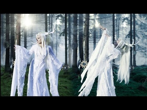 Kerli - Feral Hearts (Official Instrumental with Background Vocal)