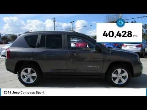 2016 Jeep Compass Melbourne FL 97903