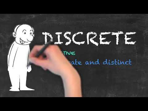 Discreet vs. Discrete | Ask Linda! | English Grammar