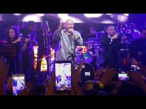 Yo Quisiera - Oscar De Leon - Living Night Club 🎵 - Concierto - (Cali - Colombia)