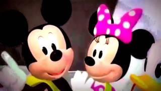 ミッキーのミュージックモンスター - ミッキーマウスクラブハウス - 公式ディズニーHD2015ジュニア英語エピソード7/18