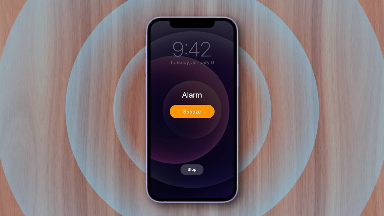 Why The iPhone's Alarm Is So Annoying