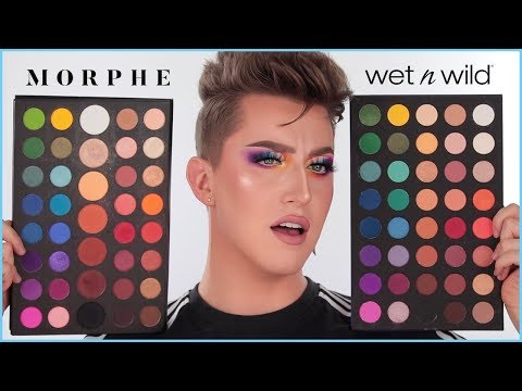 The TEA on the James Charles and Wet n Wild Dupe... ☕️ thumbnail