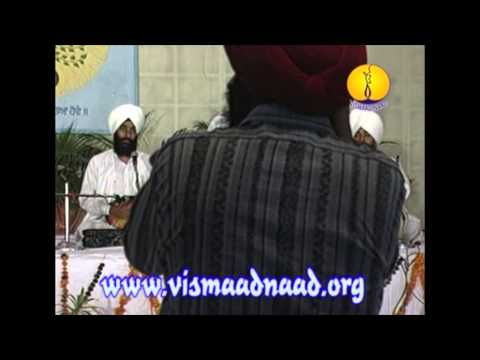 AGSS 1997 : Raag Bilawal - Bhai Sarbjeet Singh Ji Rangeela Durg