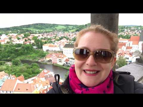 Highlights in Krumau - Cesky Krumlov - UNESCO Weltkulturerbe (HD)