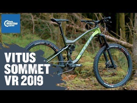 Vitus Sommet VR - 2019 | CRC |