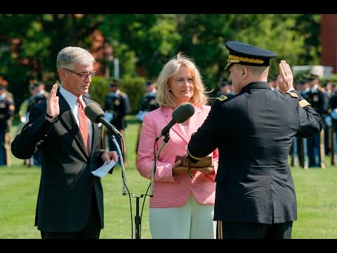 Chief of Staff of the Army: Retirement & Change of Reponsibility Ceremony