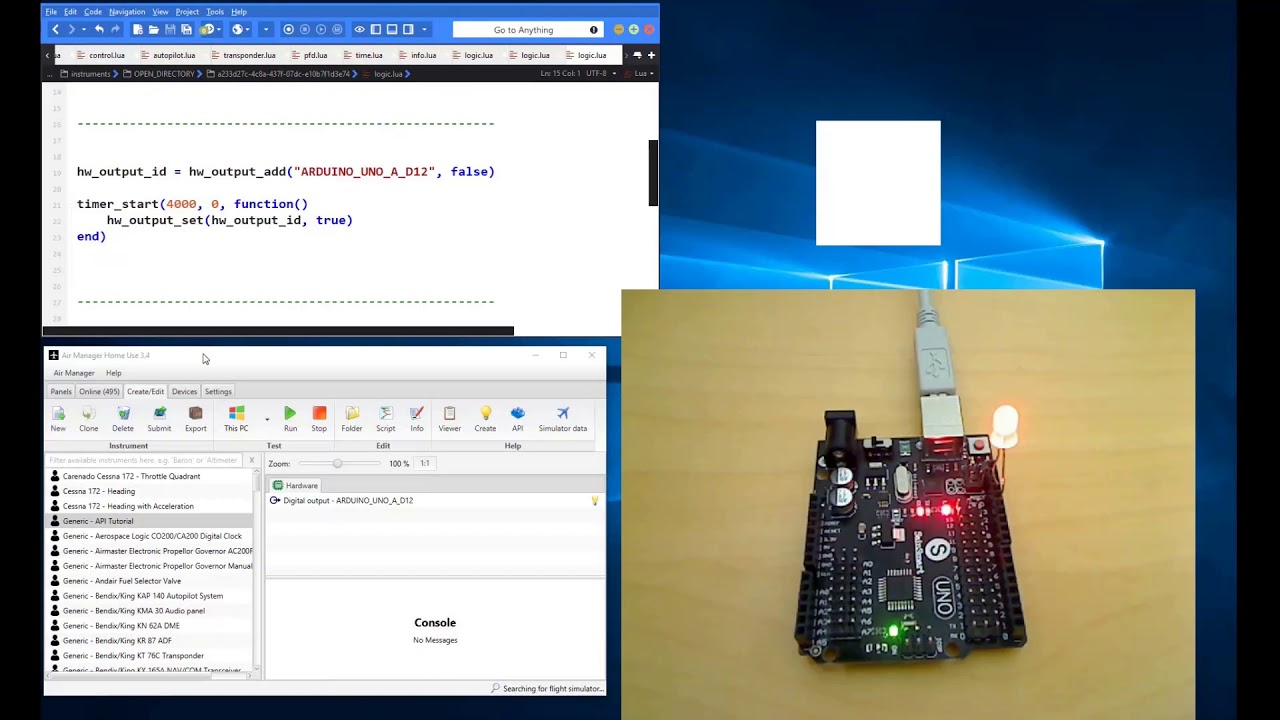 Instrument development - E27 - Hardware part 2