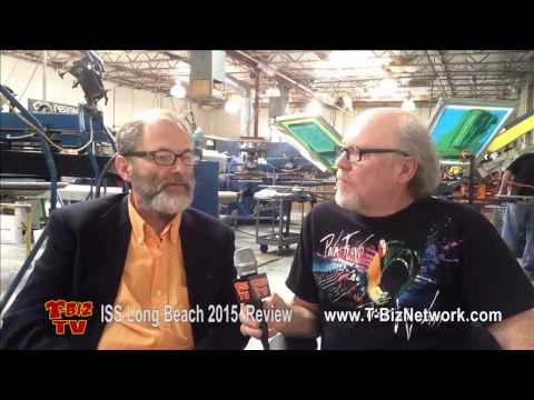 Scott Fresener & Richard Greaves Review Long Beach ISS Show 2015