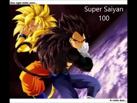 Goku super saiyan 10 x 2016 youtube - Super sayen 10 ...