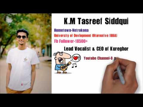 Tasrif Khan Lifestyle Kureghor Band