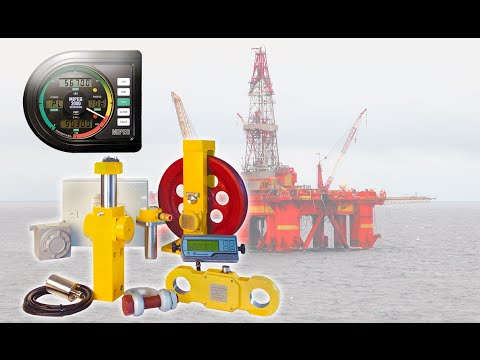 Aanderaa MIPEG: The Offshore Crane Load Indicator