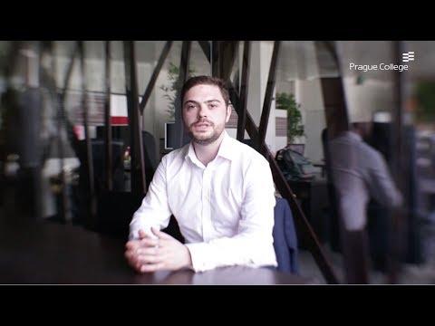 Study International Business Management at Prague College