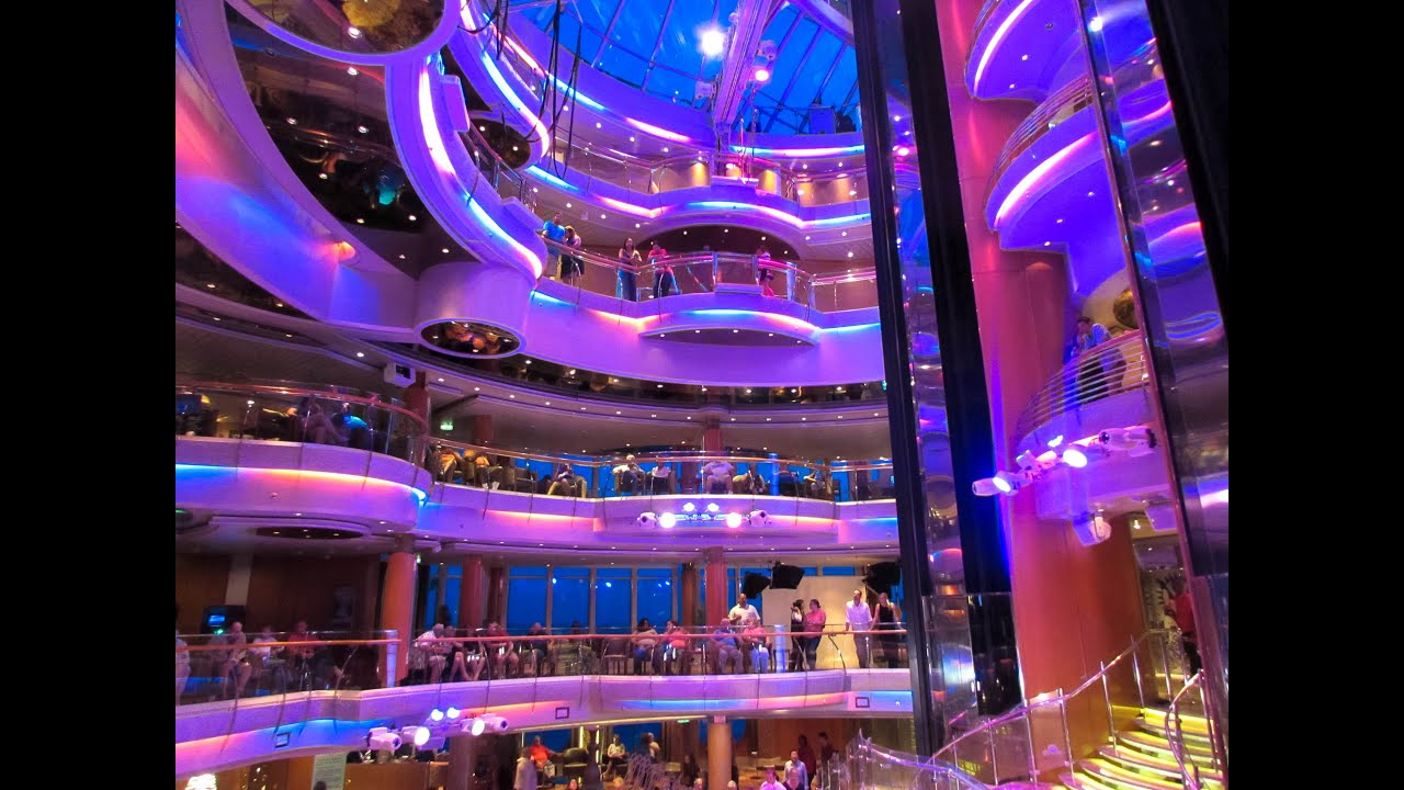Vision Of The Seas Cruise Ship Video Tour