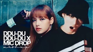 Blackpink Bts DDU-DU DDU-DU X MIC DROP 39 MASHUP.mp3