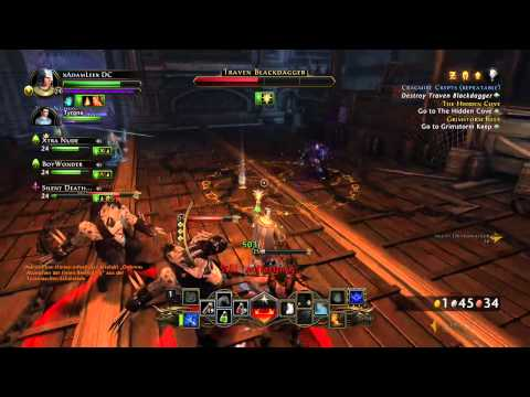 Neverwinter: Bossing #4 - Traven Blackdagger!