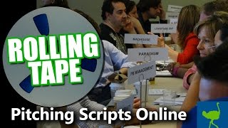 Gambar cover Pitching To Studios, Networks, & Reps Online   Rolling Tape