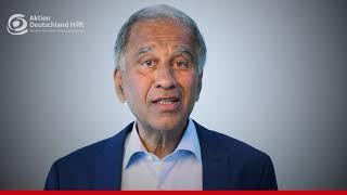 Prof. Dr. Mojib Latif ist schneller als die Katastrophe | Katastrophen-Vorsorge