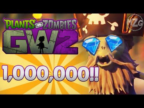 1,000,000 COINS & Star Spending Palooza! - Plants vs. Zombies: Garden Warfare 2 Gameplay