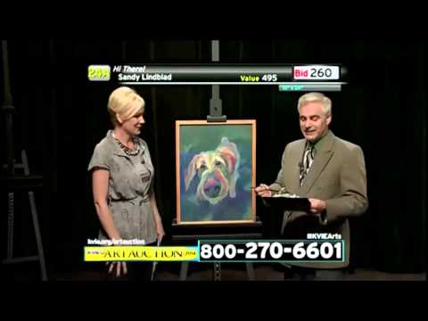 KKTV: KVIE Art Auction 2014