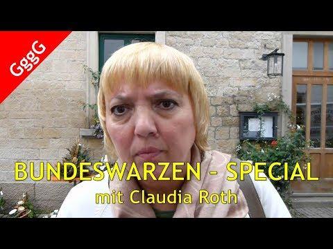 Die GRÜNEN - Best Of - Bundeswarzen-Special mit Claudia Roth