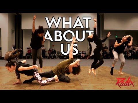 What About Us - Pink | Radix Dance Fix Season 2 Ep 6 | Brian Friedman Choreography