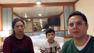 Exclusive interview with passengers quarantined on Diamond Princess in Japan