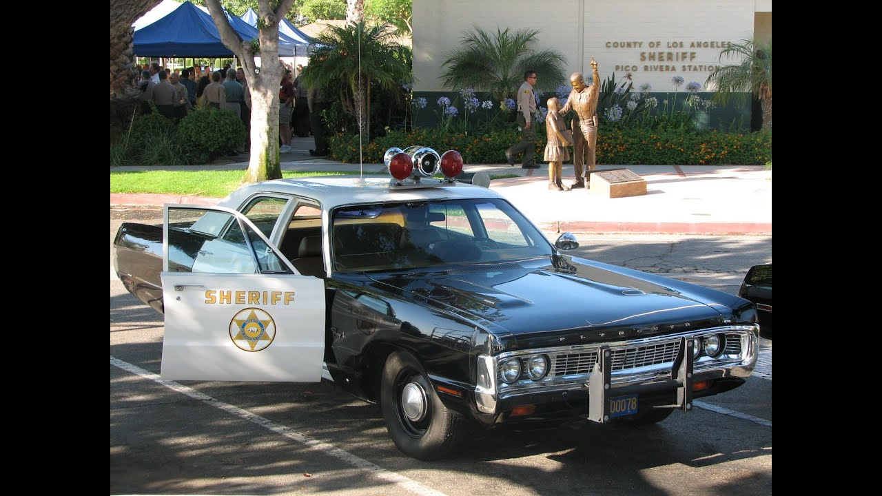 Authentic 1970's Seattle police car! - YouTube  |1970 Police Cars Florida