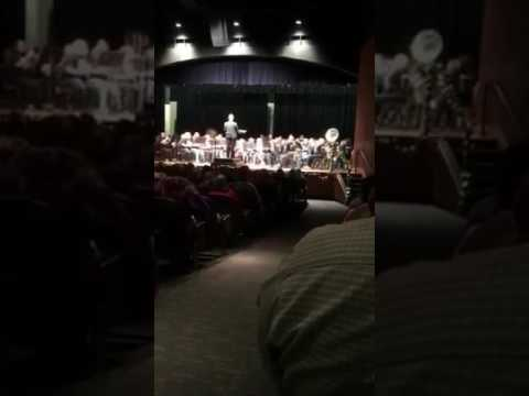Our laFollette middle school beginner band first consent