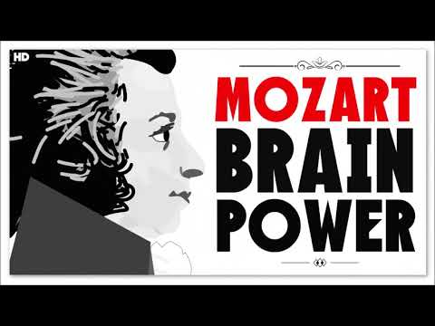 5 Hours Mozart Brain Power Music | Focus Concentration Improve Recharge Reading Studying Music