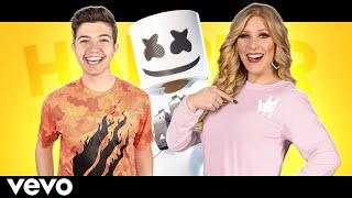 Preston & Brianna Sing Marshmello Happier