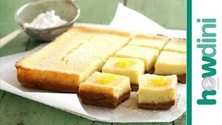 Easy Lemon Bars Recipe: How To Make Lemon Bars