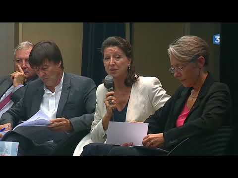 Pollution de l'air : Nicolas Hulot à Chamonix pour débattre avec les associations