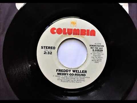 Merry-Go-Round , Freddy Weller , 1977