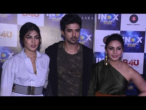Kaari Kaari Song Launch From Movie Dobaara | Huma Qureshi, Saqib Saleem, Rhea Chakraborty