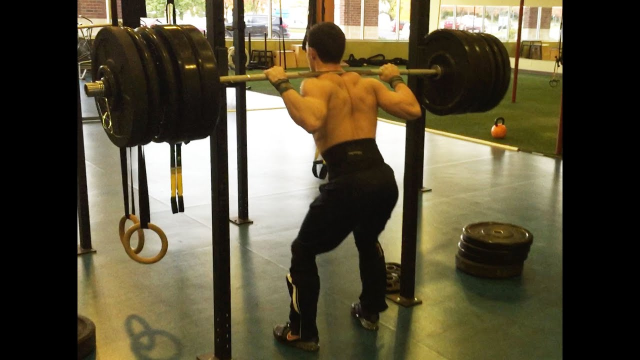 70kg吧_Back Squat PR (200kg @70kg) - YouTube