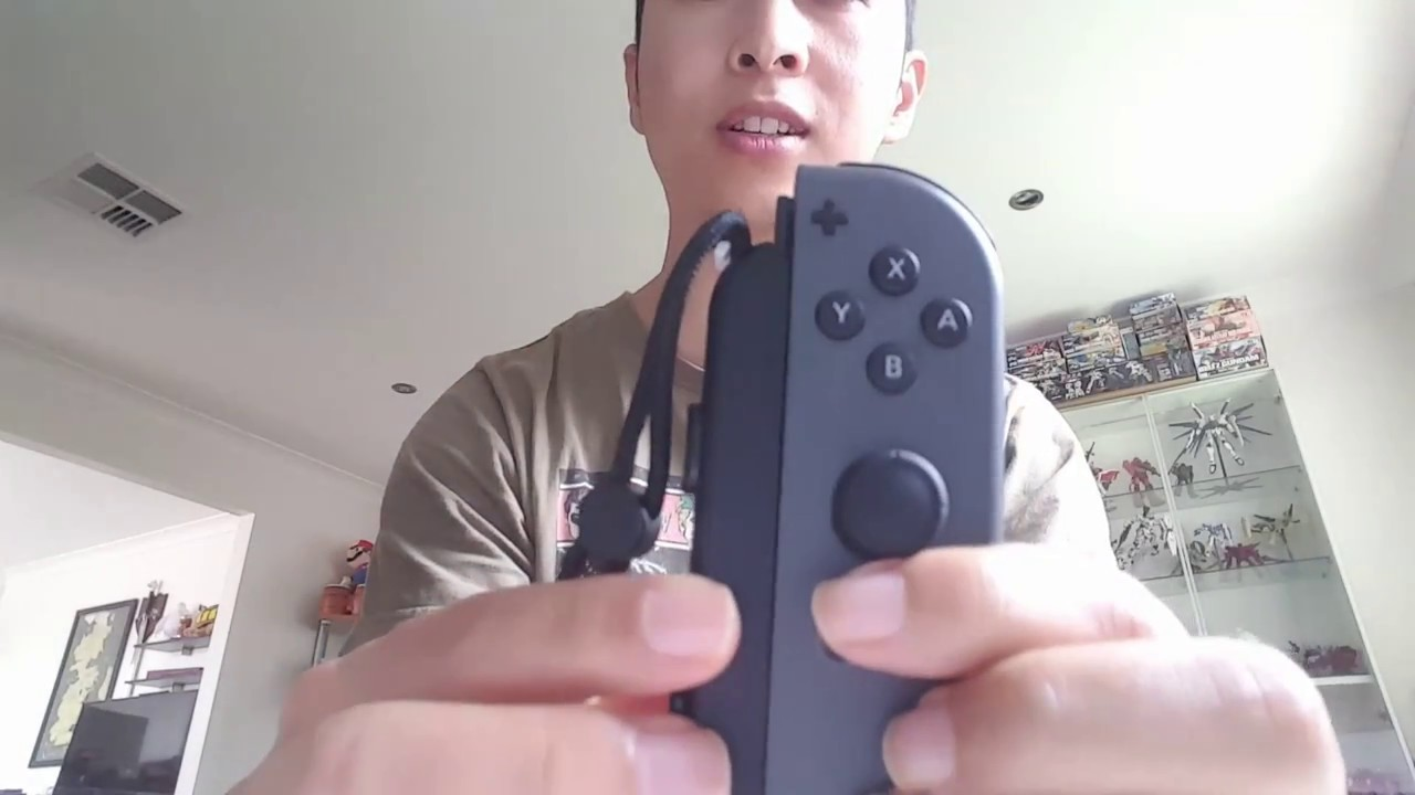 (NO TOOLS REQUIRED) How to Remove Joy-Con Strap when it's Stuck the Wrong  Way