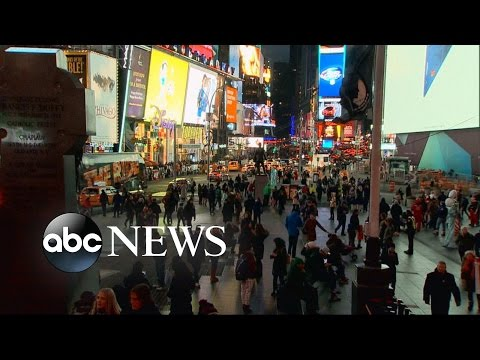 New York City Plans Security for Times Square on New Year's Eve