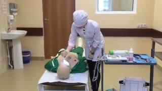 Аккредитация по специальности 'Лечебное дело'  Станция 'Экстренная медицинская помощь'