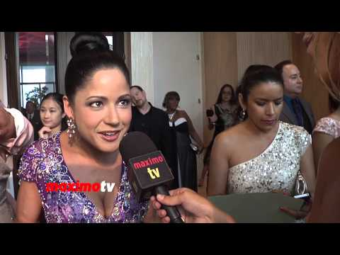 Veronica DiazCarranza  2013 N Awards Red Carpet  BLAZE YOU OUT
