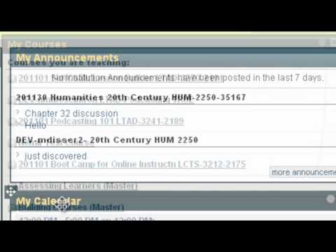 welcome to valencia college blackboard system