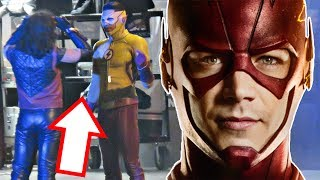 The Flash Season 4 Episode 1 LEAKED Images Breakdown!