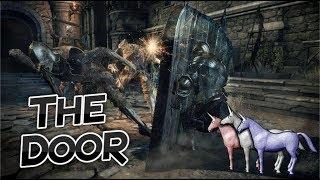Dark Souls 3: Giant Door Shield (Weapon Showcase Ep.5)