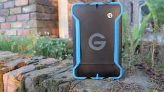 Most Durable External Hard Drive Ever! G-Drive ev ATC 1TB REVIEW