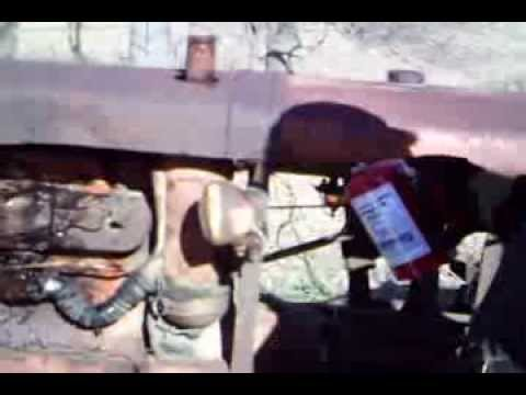StrongArm Fluid Old School Canister Antique Tractor Treatment for Parts Removal and Restoration