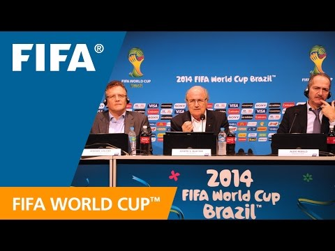 REPLAY: 2014 FIFA World Cup™ - Wrap-up Press Conference